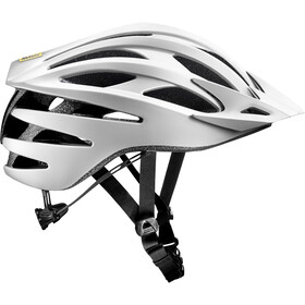 Mavic Crossride SL Elite Fietshelm Heren, white